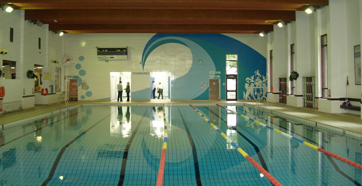 St James Swimming Pool Templeman Design